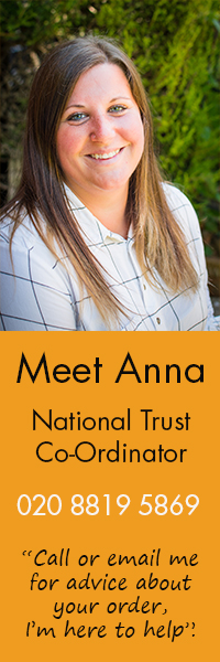 Get in touch with Anna for help or advice with your order.
