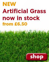 Luxury artificial grass now in stock in 10, 20 and 30mm