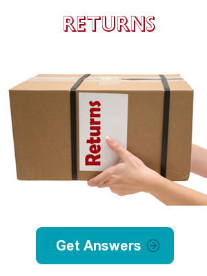 Questions about Returning an Item