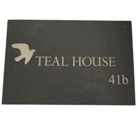 Bespoke House Signs