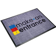 Printed Carpet Logo Mats