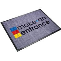 Printed Textile Mats