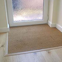 Fitted Door Mat For Your Door Mat Well Any Size Amp Thickness