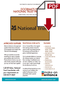 Download our National Trust Fact sheet PDF