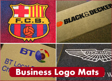 Logo doormats for businesses, talk to us about your needs