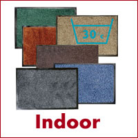 See the mats that we specifically recommend for indoor use