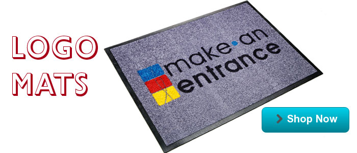 We make quality logo door mats of all types at very competitive prices