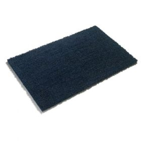 Blue Coloured Coir Matting - Premium PVC Backed