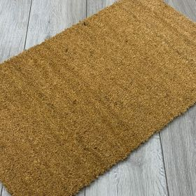 Budget PVC Backed Coir Door Mats