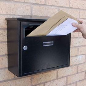 External Letter Box (Large)
