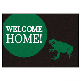 Frog Welcome Mat
