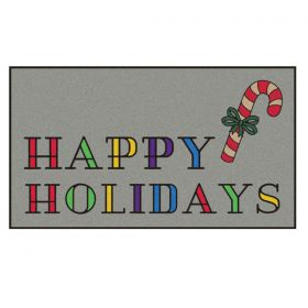 Happy Holidays Doormat