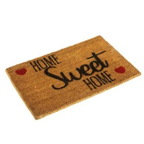 Home Sweet Home Doormat - Biodegradable and Eco Friendly
