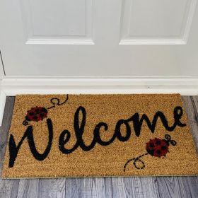 Ladybird Doormat