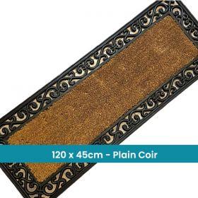 Patio Outdoor Rubber Doormat