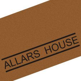 Personalised Indoor Address Doormat