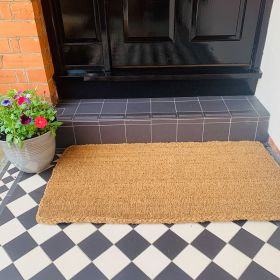 Patio Doormat - 40mm  120 x 60