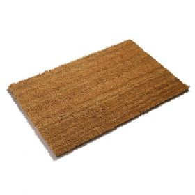 PVC backed Plain Coir Door Mats
