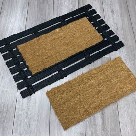 Rubber Mat with Insert