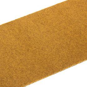 Soft man made coir golden brown