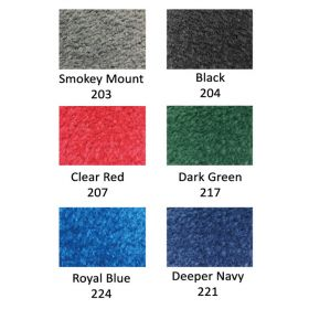 Choose from 6 colours in 13.5mm (And another 72 in 12mm thick!)