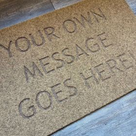 Personalised Synthetic Coir