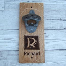 Personalised Bottle Opener