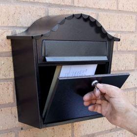 Outdoor Letter Box - Ornate (Medium)