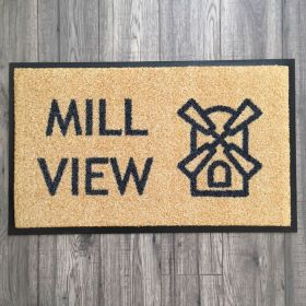 Personalized Doormat with Picture  - Choose from over 40 motifs