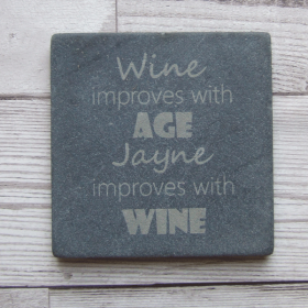 Personalised Slate Coasters