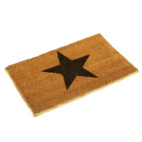 Star Doormat - Eco Friendly