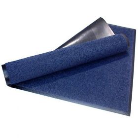 Our washable carpet mats have a choice of backing dependent on the surface where they are to be laid.