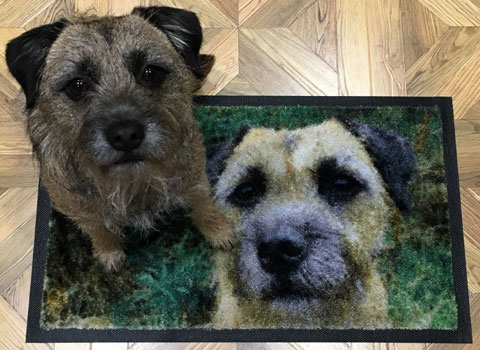 Photo Quality Doormats from Make An Entrance