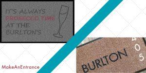 Design Your Own Synthetic Coir Door Mat