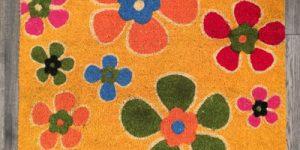 Bright-Flowers-Doormat