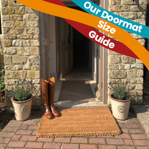Our Doormat Size Guide