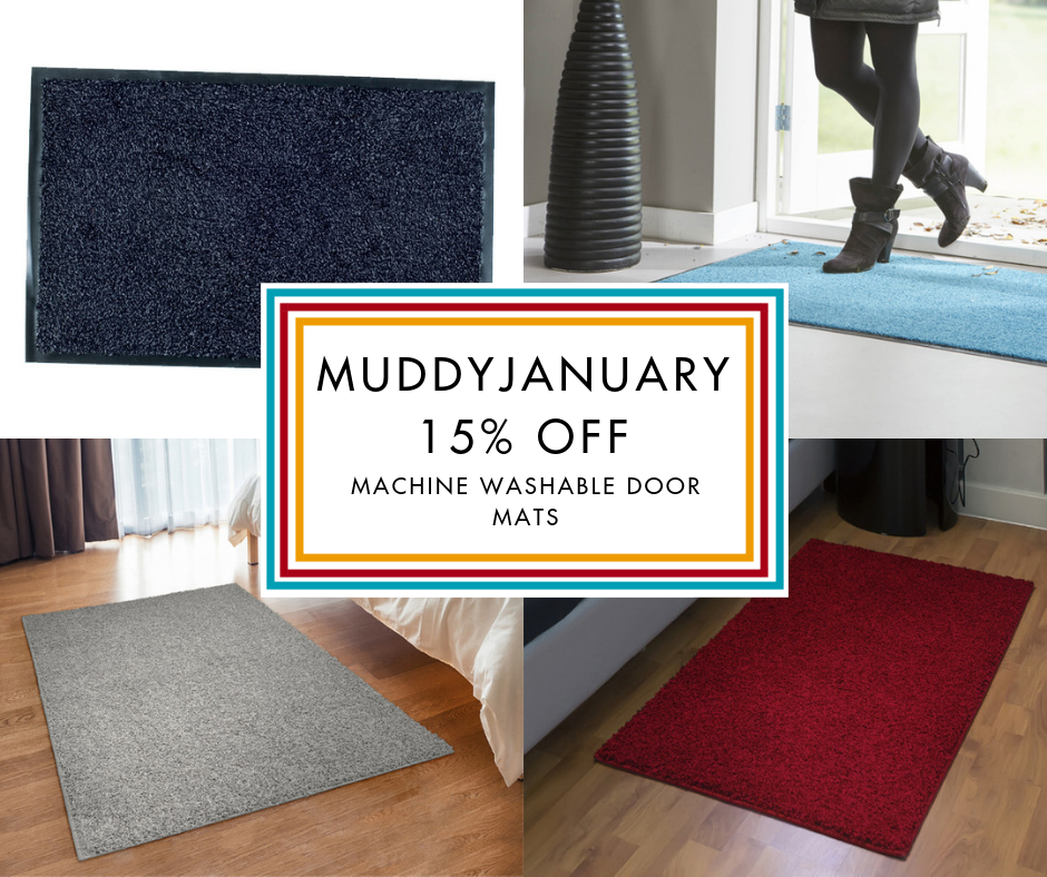 Muddy January 15% Off