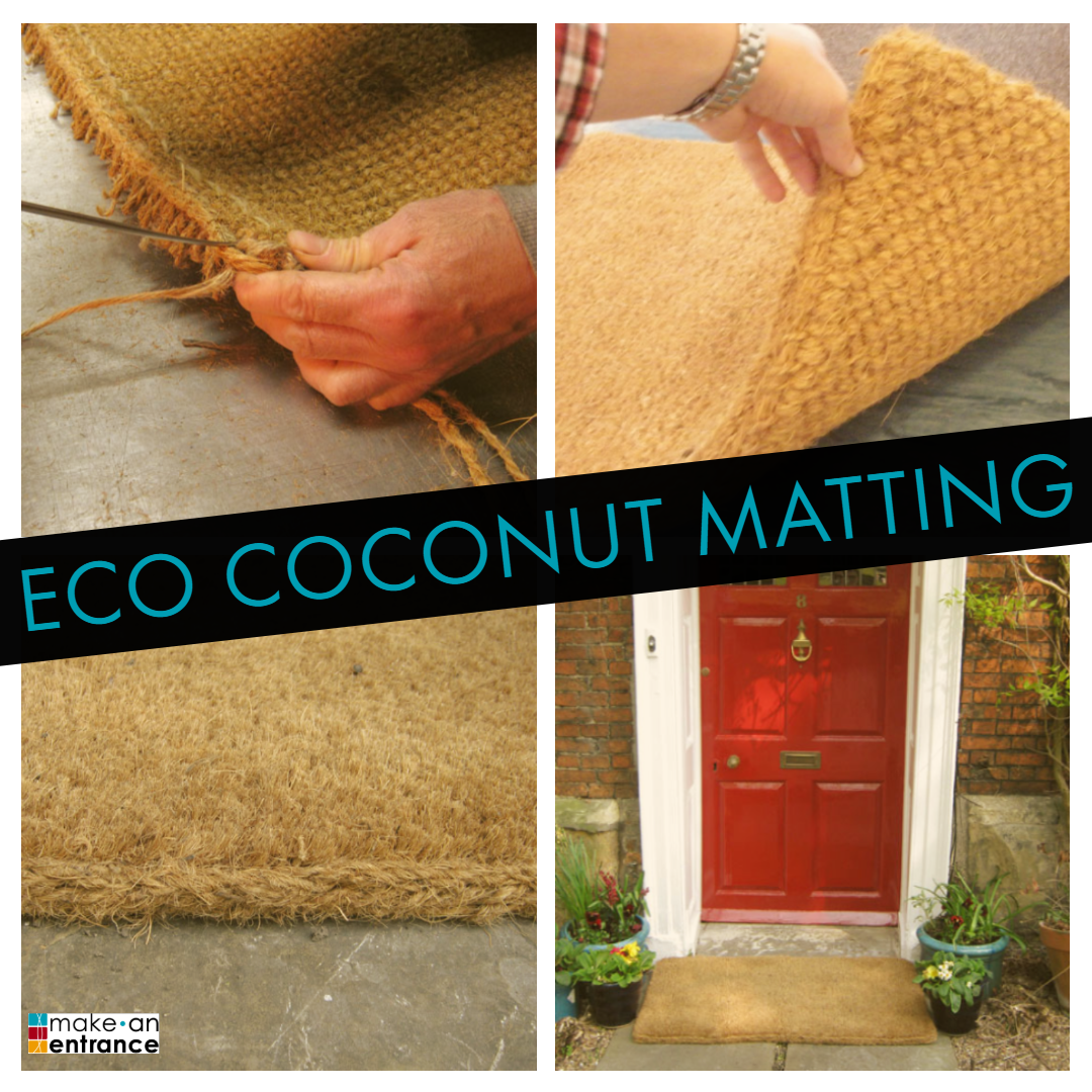 Eco Coconut Matting The Traditional Coir Door Mats