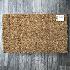 100% Coir Door Mat. Eco Doormat