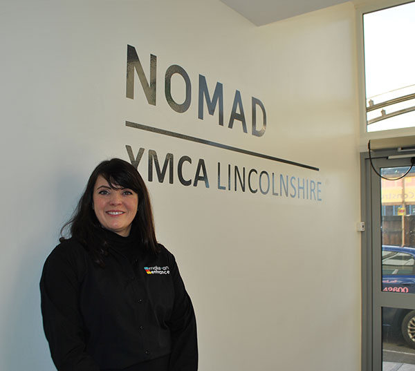 Sam and the team will be taking part in a series of challenges to raise money for YMCA Lincolnshire in 2020.