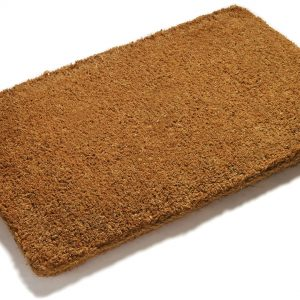Traditional Coir Doormat - Hand Stitched in the UK