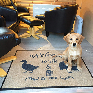 Personalised-Outdoor-Doormats-Dog