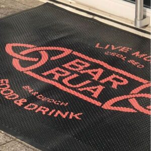 Personalised Doormats for Businesses Rubber