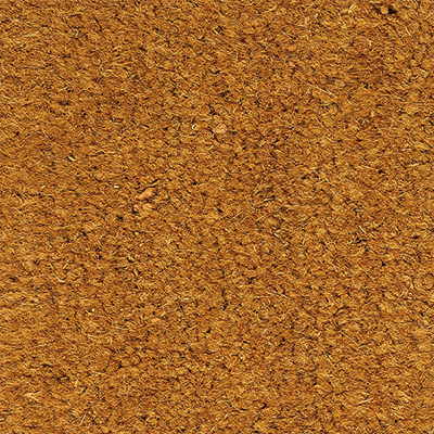 For our Coir Doormats, the fibres are woven to create a tight piled, scraping surface.
